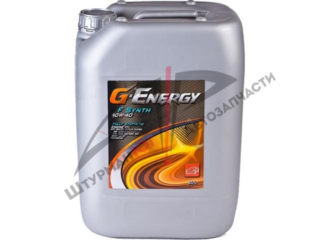 G-Energy F SYNTH 10W-40  Масло моторное