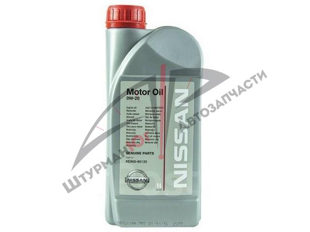 NISSAN NISSAN Motor Oil 0W-20  Масло моторное