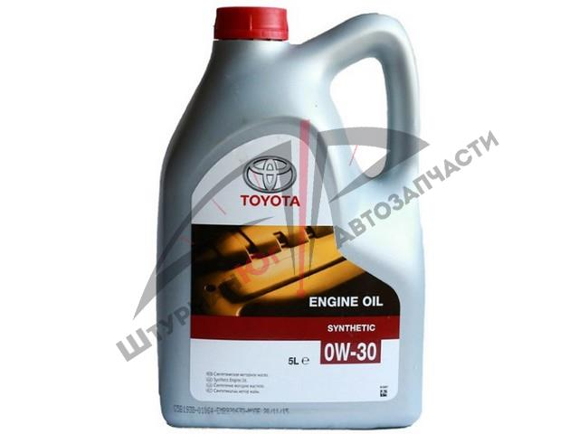 TOYOTA Engine Oil 0W-30  Масло моторное