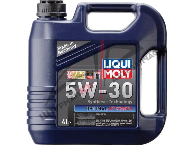 LIQUI MOLY OPTIMAL HT SYNTH 5W-30  Масло моторное