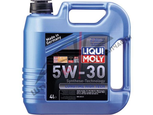 LIQUI MOLY LONGTIME HIGH TECH 5W-30  Масло моторное