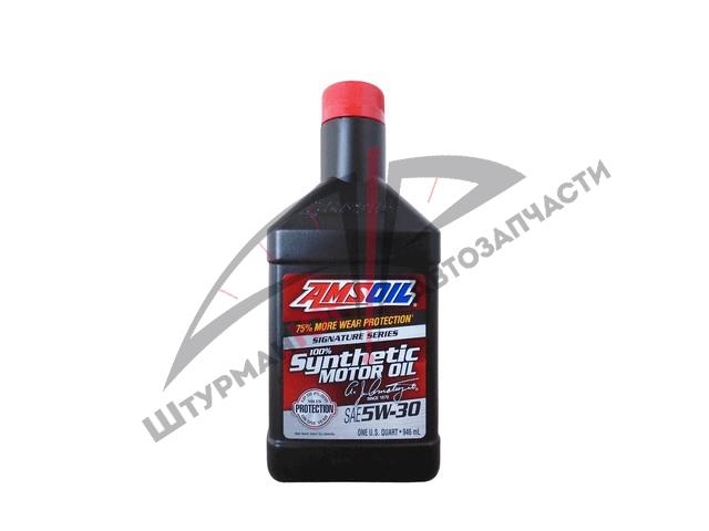 AMSOIL SIGNATURE SERIES 5W-30  Масло моторное