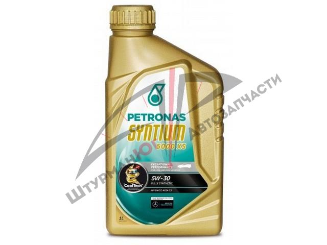PETRONAS SYNTIUM 5000 XS 5W-30  Масло моторное
