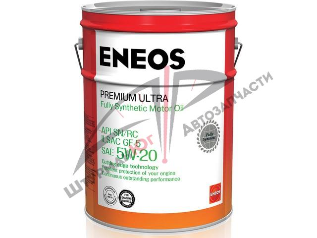 ENEOS PREMIUM ULTRA 5W-20  Масло моторное