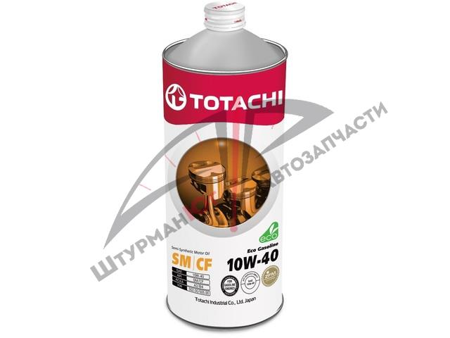 Totachi Eco Gasoline 10W-40  Масло моторное