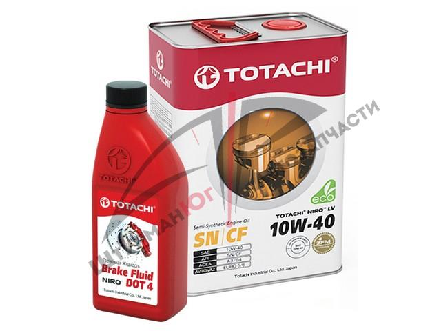 TOTACHI 10W-40  Масло моторное