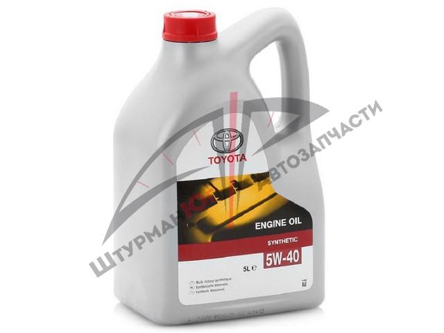 TOYOTA Engine Oil 5W-40  Масло моторное
