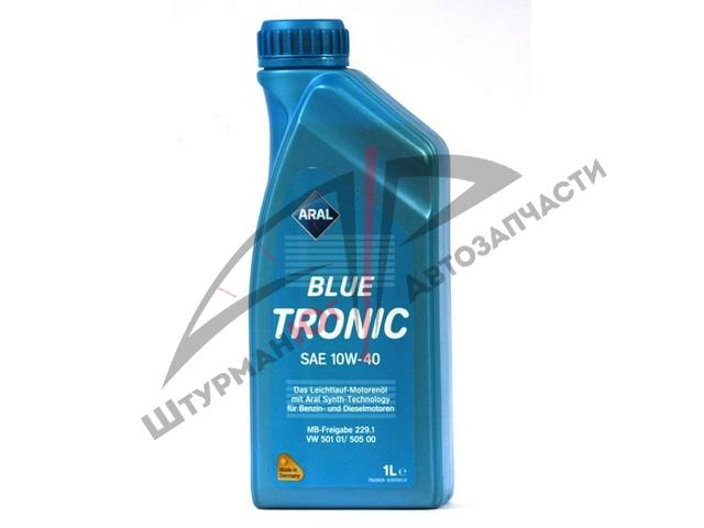 ARAL BLUETRONIC 10W-40  Масло моторное