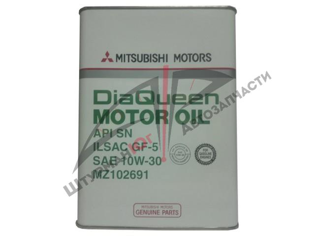 MITSUBISHI DiaQueen 10W-30  Масло моторное