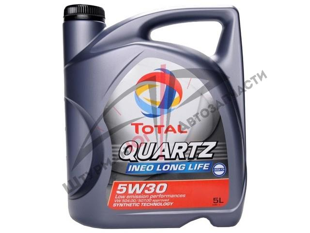 TOTAL QUARTZ INEO LONG LIFE 5W-30  Масло моторное