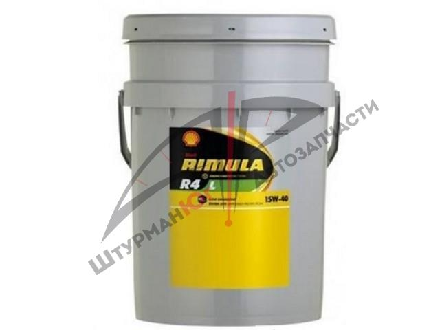 Shell RIMULA 10W-40  Масло моторное