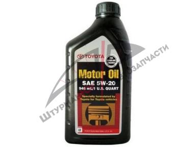 TOYOTA Motor Oil 5W-20  Масло моторное