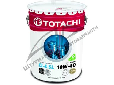 Totachi Eco Diesel 10W-40  Масло моторное