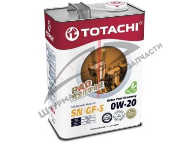 Totachi Extra Fuel Economy 0W-20  Масло моторное